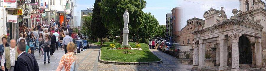Calle Santa Eulalia Rambla Hornito